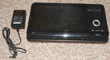 iluv ~ I1155 8.4-Inch LCD Portable DVD Player with iPod Dock ~ Good Condition