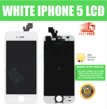 For iPhone 5 5G LCD Digitizer Replacement Screen Genuine OEM Touch White A1428