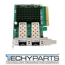 Supermicro AOC-STGN-i2S rev 2.0 Dual SFP+ Intel 82599 10GbE Controller NIC