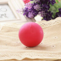 Boomer Red Ball Indestructible Solid Dog Toy Various Pet Toys puppy Size J1B7