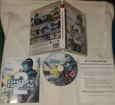 TOM CLANCY'S GHOST RECON ADVANCED WARFIGHTER 2 - PlayStation 3 PS3 Playstation