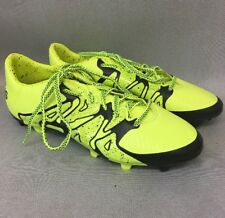 20e081f48f6c0 ... Pharrell Williams Equality Superstar Supercolor Shoes Yellow.  80.71.  Almost gone. Adidas Mens X 15.3 FG Soccer Cleats Shoes Yellow Black B27001   SC1