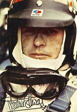 Autographe. Jackie Stewart, 1969. Vintage F1 Postcard / CP. G478