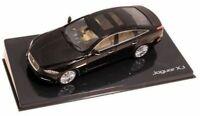 Jaguar XJ -  Black. 1:43, SCALE, IXO, Model Car.
