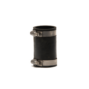 EVOLUTION AQUA EAZY CONNECTOR STRAIGHT RUBBER PIPE FITTING POND TUBE NEXUS JOIN