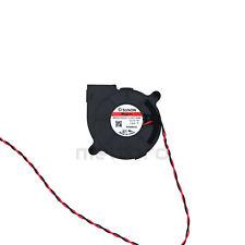 SUNON 5015 24V Radiallüfter, radial, fan, regelbar, ausgewuchteter 50mm Lüfter