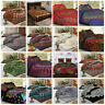 Duvet Cover with Pillow Cases Quilt Cover Bedding Set Single/Double/King Sizes
