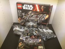 LEGO 75158 Star Wars REBEL COMBAT FRIGATE + Chopper NO MINIFIGURES