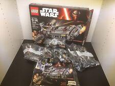 LEGO 75158 Star Wars REBEL COMBAT FRIGATE + Chopper NO MINIFIGURES