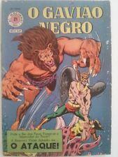 O Gavião Negro 21 (1969) - Ebal - Brasilianischer Hawkman 21 (1967)