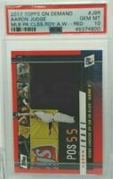 Aaron Judge 2017 Topps On Demand ROY Award Red # 4/25 Rookie RC PSA 10 POP 1 hot