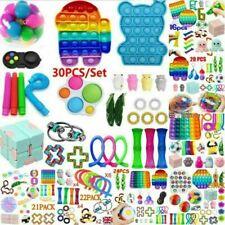 24/30 Pack Fidget Toys Set Sensory Tools Bundle Stress Relief Kids Adults Toys