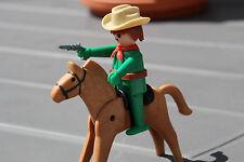 playmobil vintage cowboy n°3342-A