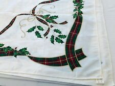 "Lenox Holiday Nouveau Tablecloth 60"" x 84"""