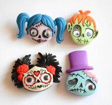 Zany Zombies / Jesse James Dress It Up Halloween Collection / Google Eye
