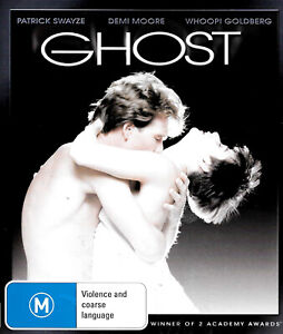 Ghost - Rare Blu-Ray Aus Stock New Region B