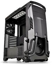Thermaltake Versa N24 Black Atx Mid Tower Gaming PC Computer Case Cover 2DayShip