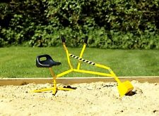 BRAND NEW! THE BIG DIG SANDBOX SCOOP REEVES CRANE CONSTRUCTION KIDS SAND PIT