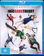 The Big Bang Theory : Season 11 (Blu-ray, 2-Disc Set) NEW