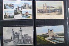 Ansichtskarten-Sammlung Schiffhebewerk Henrichenburg, 75 Karten - 703837