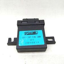ECU Électronique Carburateur Allumage Fiat Panda 4x4 Biltron Pour 7597780