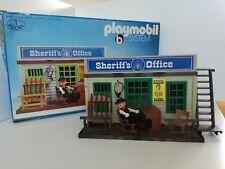 Playmobil 3423 v1 - Western Sheriff's Office (OVP, Klicky)