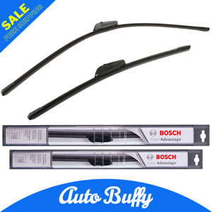 """16"""" + 26"""" BOSCH Clear Advantage Beam Wiper Blades - FRONT LEFT & FRONT RIGHT"""
