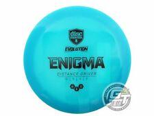 NEW Discmania Evolution Neo Enigma 173g Blue Black Stamp Driver Golf Disc