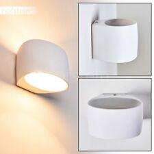 Applique Lampe murale blanche Lampe de salon Lampe de couloir Spot mural Up/Down