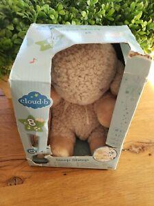 NEW Cloud b Sleep Sheep Soothing Sounds White Noise Baby Sleep