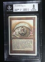 1993 MTG Unlimited Cyclopean Tomb Rare Beckett BGS 8 NM-MT Magic the Gathering