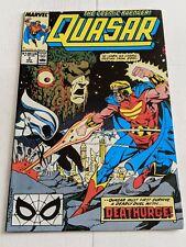 Quasar #2 November 1989 Marvel Comics
