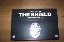 The Shield Deluxe Edition Complete Seasons 1-7 DVD Box Set