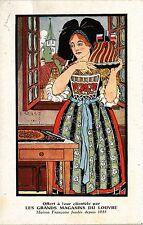 CPA Offert a leur clientele par les Grands Magasins du Louvre (369142)