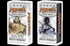 Avacyn Restored Event Deck Set of Two - Death's Encroach + Humanity's Vengeance