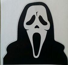 Funny scream sticker