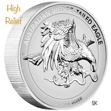2021 Australian Wedge-Tailed Eagle Reverse Proof 1 oz Silver Coin