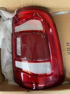 Dodge RAM 2500 3500 2019-2021 RH Right LED Tail Light w/Blind Spot OEM *CRACKED*