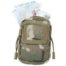 """MULTI-CAM CAMOUFLAGE SMALL FIRST RESPONDER POUCH - MOLLE, 5 x 3.5 x 2"""""""