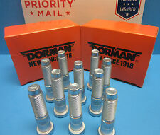 Set 10 Wheel Lug Studs Replace Dodge OEM# 6104191 Ram 2500 Made in USA EXPEDITED