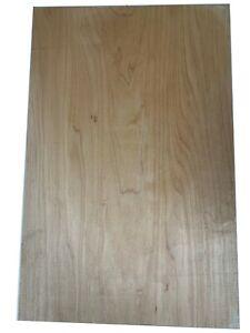 Beautiful Hard Maple Electric Guitar Body Blank, Single Piece Solid Body, #97