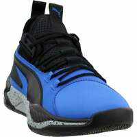 Puma Uproar Hybrid Court Core   Mens Basketball Sneakers Shoes Casual   - Blue -