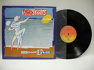 DIRE STRAITS-EXTENDED DANCE PLAY-1983 EXCELLENT GRADED CANADA VINYL LP RELEASE