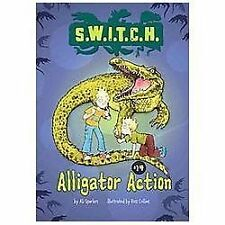 Alligator Action (S.W.I.T.C.H.)-ExLibrary