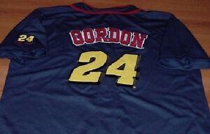 Jeff Gordon #24 Dupont Baseball Jersey Embroidered Logos Nascar Blowout Pricing