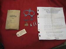 1952 1953 1954 DeSoto Hemi Carter Carburetor 901S 905S 906S NOS Parts 121-239U