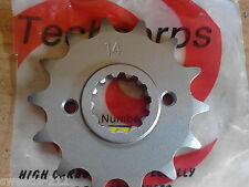 GS 500 F-K (GM51A) 2004-11 Front Sprocket 14T (520) New