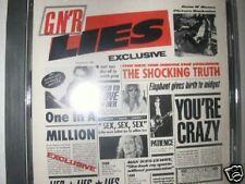CD GUNS N' ROSES LIES +