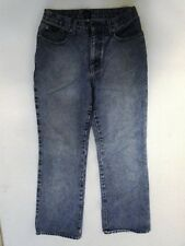 New York  Jeans Hose Blau Stonewashed W28 L32