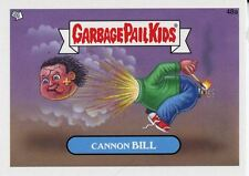 Garbage Pail Kids Mini Cards 2013 Base Card 48a Cannon BILL